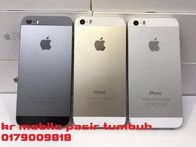 2nd-han iphone 5s -64gb-