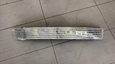 Nissan Livina Lower Grille Grill Chrome