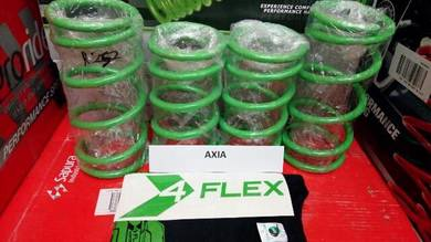 4Flex Sport Spring Axia Bezza -TERBAIK