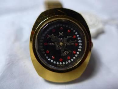 Mema Diastar Quartz Watch for Lady