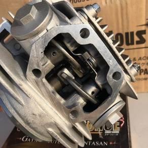 Head racing ex5 valve besar