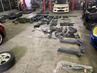 Honda dc5,fd,fd2r,cl7 interior