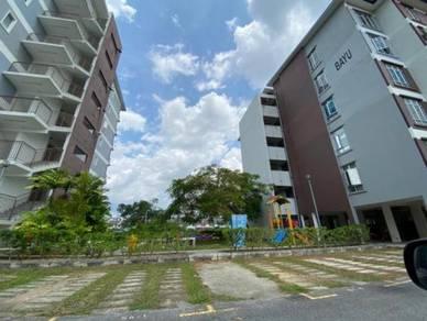 Blok Bayu, Apartment Suria, Taman Emas, Dengkil, Sepang, Selangor