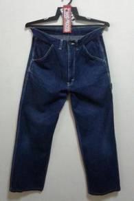 Rare denim PERSONS CLUB JAPAN Carpenter 90s era