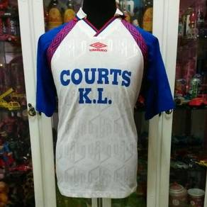 Vintage Malaysia Umbro Courts KL No 17 Jersey