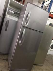 Elba 2 doors fridge Peti Sejuk Ais Refrigerator