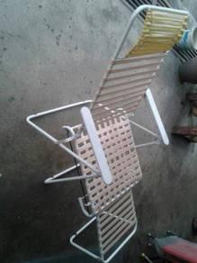 Kerusi malas orang dulu boleh adjust