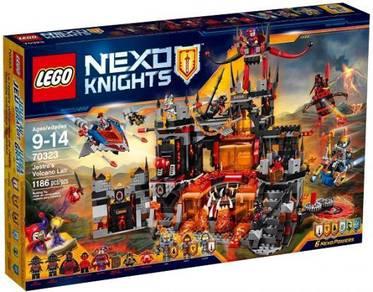 LEGO 70323 Jestro's Volcano Lair