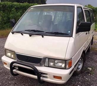 Nissan vanette 1.5(m)window van*2001