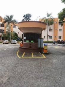 Nearby aeon mall central park apartment