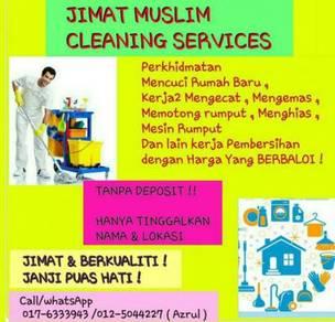 Service cuci rumah kemas rumah