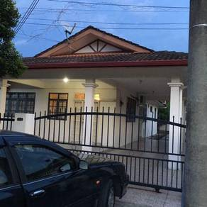 Semi-d house for sale- Miri