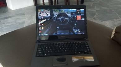 Acer laptop.