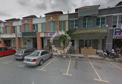 Fully Renovated Shop, Taman Bukit Mutiara, Bandar Bukit Raja, Klang Re