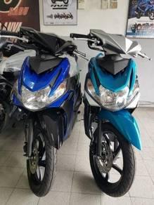 Yamaha Ego Solariz 125 Ready Full Loan