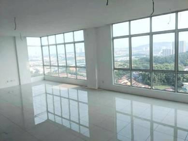 Duplex Penthouse Silk Residence Balakong Cheras