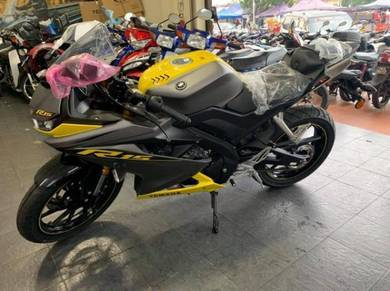 New Yamaha YZF R15 Super Low Deposit