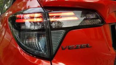 Honda hrv vezel 14 to 16 tail lamp led light bar