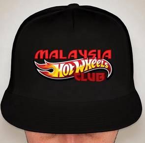 Malaysia Hot Wheels Club Cap