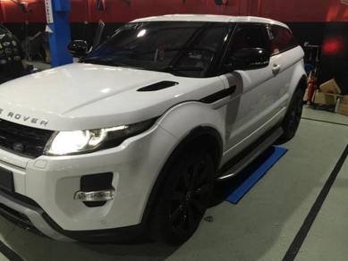 Range rover evo sport vogue service or repair