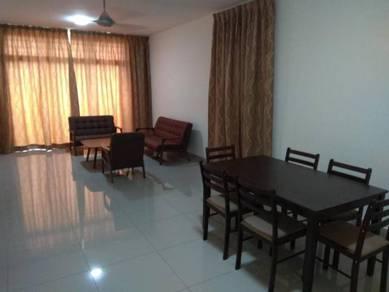 Apartment Presint 6 Putrajaya PARTIALLY FURNISHED BIG UNIT