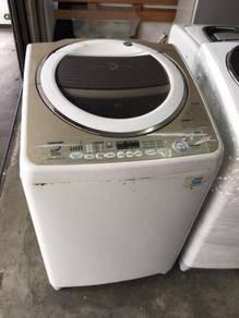 15kg Mesin Basuh 0% GST Washing Machine Toshiba
