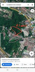 Residential Land At Bukit Tengah Close To Icon City 1st Grade