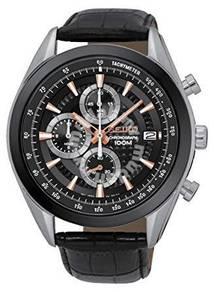 Seiko Quartz Chronograph SSB183P1 Men's Watch