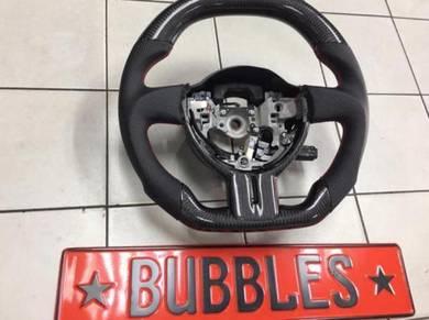Toyota ae86 full carbon sport steering set