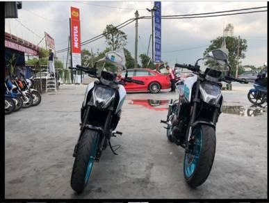 Cfmoto nk250 se nk 250 se ada testbike free try