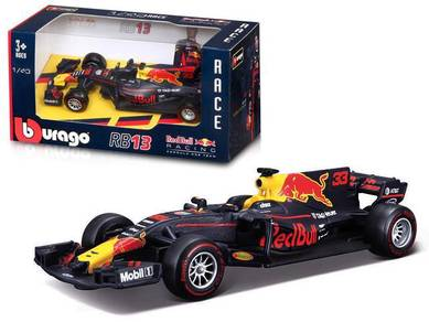 1/43 F1 Race 2017 Infinity Red Bull RB13 - No.33