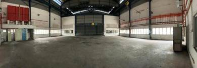 Shah Alam Section 22 Detached Warehouse FACTORY
