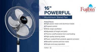 Fujibin 16 inch aluminium stand fan fbs-16mc