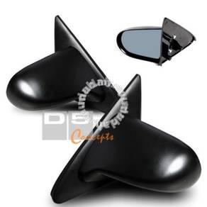Spoon side mirror Honda Civic EJ EK EG DC2 black