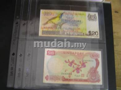 Currency or paper note strips