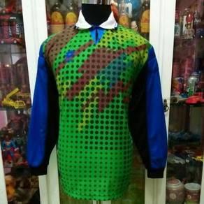 Vtg Malaysia Tribute Piala Belia Goalkeeper jersey