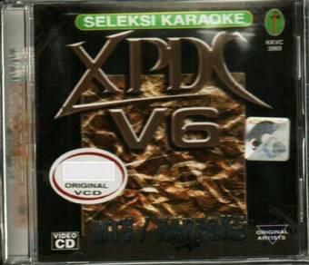 VCD XPDC V6 MTV Karaoke VCD