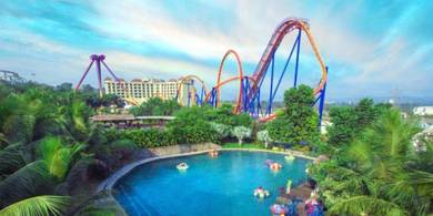 BELOW MARKET AND BANK  FREEHOLD Theme Park Condominium 0% studio