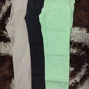 Girl�s trousers 3 FOR 40