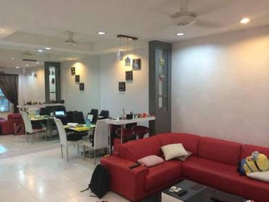 Setia Indah 10 Double Storey Terraced house NICE RENOVATED for SALE