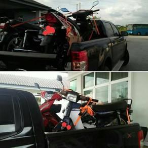 Pos Motor, Penghantaran Motor, Angkut motorsikal