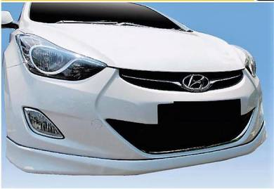 Hyundai Elantra 2011 TUIX Bodykit PU