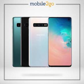 Samsung Galaxy S10 [128GB ROM/8GB RAM] MY Set