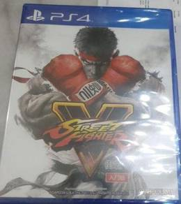NEW Street Fighter 5 V R6 (English/Chinese)