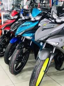 New Yamaha Y15ZR Ready Super Low Deposit