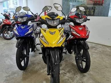 Honda dash 125 fi - islamic loan - fast approval