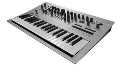 Korg minilogue - 37-Keys Analogue Synth Keyboard