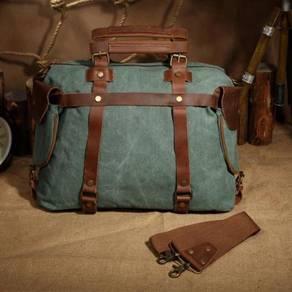 64715 Quality Leather Stylish Korean Men Sling Bag