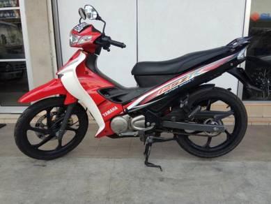 Yamaha 125ZR ENJIN Cantik