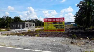 Lot Tanah Panglima Holdings berSTATUS BANGUNAN Berhampiran Bandar